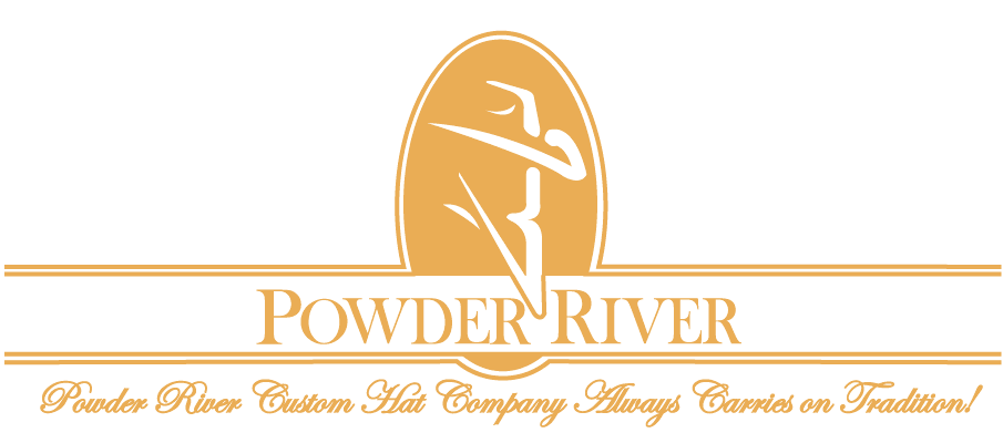 Powder River Hats LOGO